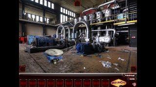 Escape Abandoned Power Plant Walkthrough [MouseCity]
