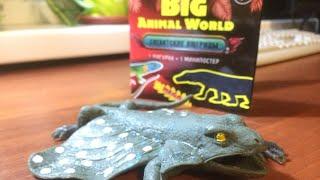 Big Animal World Гигантские Ящерицы Летающий Дракон