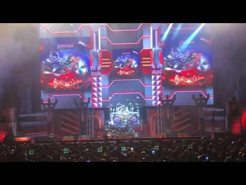 Judas Priest Live Mohegan Sun Arena last 30 min 3/22/18