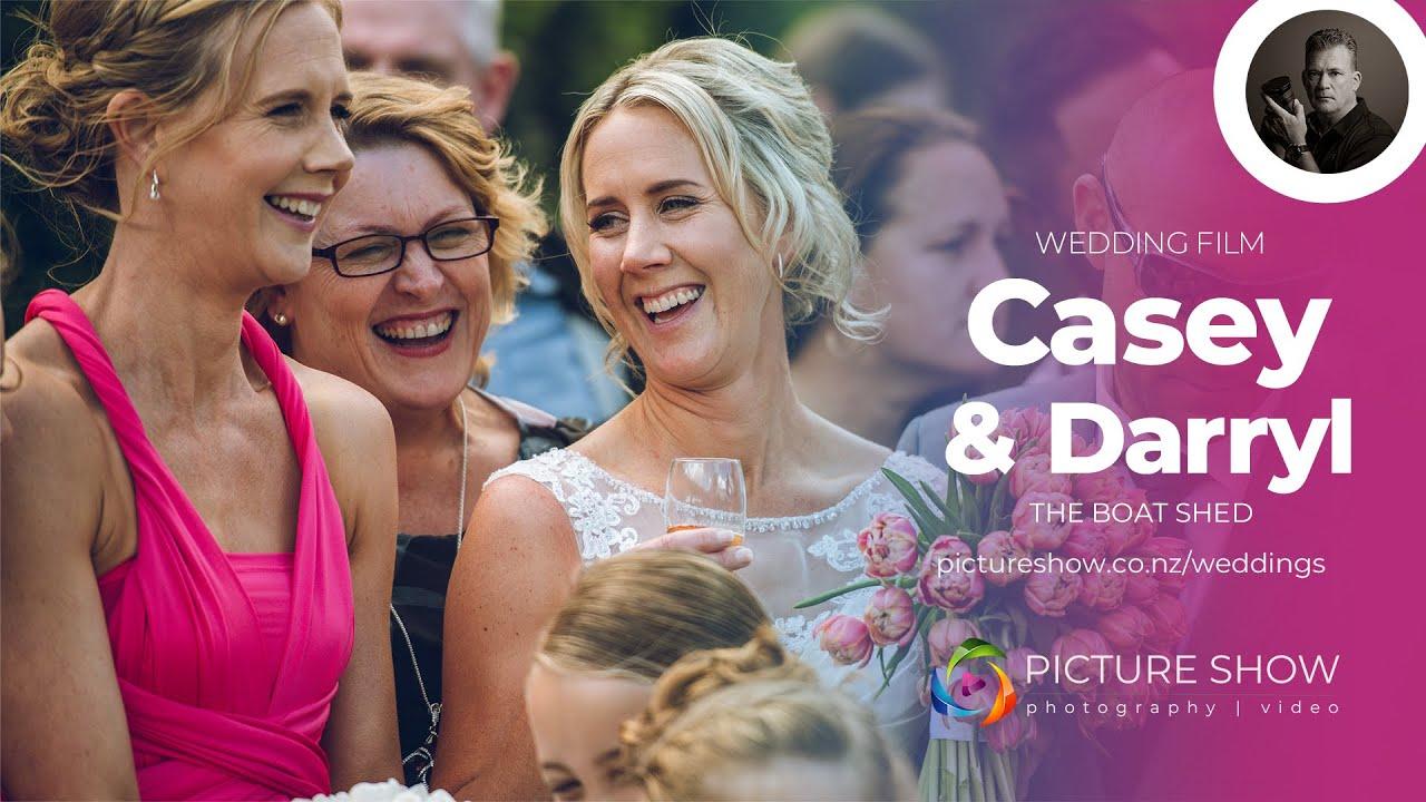 WEDDING FILM: Casey & Darryl's Ceremony Cambridge, New Zealand