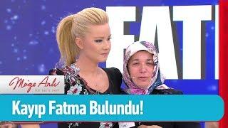 Dört gündür kayıp olan Fatma bulundu! - Müge Anlı ile Tatlı Sert 30 Ekim 2019