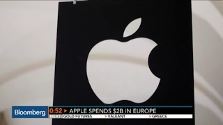 Apple Invests $2B on Data Centers in Europe
