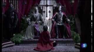 Coronación Príncipe Juan serie ISABEL - segunda temporada. Capítulo 21.