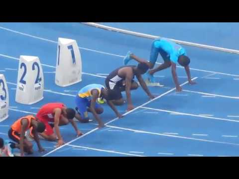 DIGICEL ANTHRICK CORPORATE AREA DEVELOPMENT MEET 2018 - Jamaica College Sprints Finals