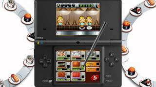 Sushi Go Round for the DS