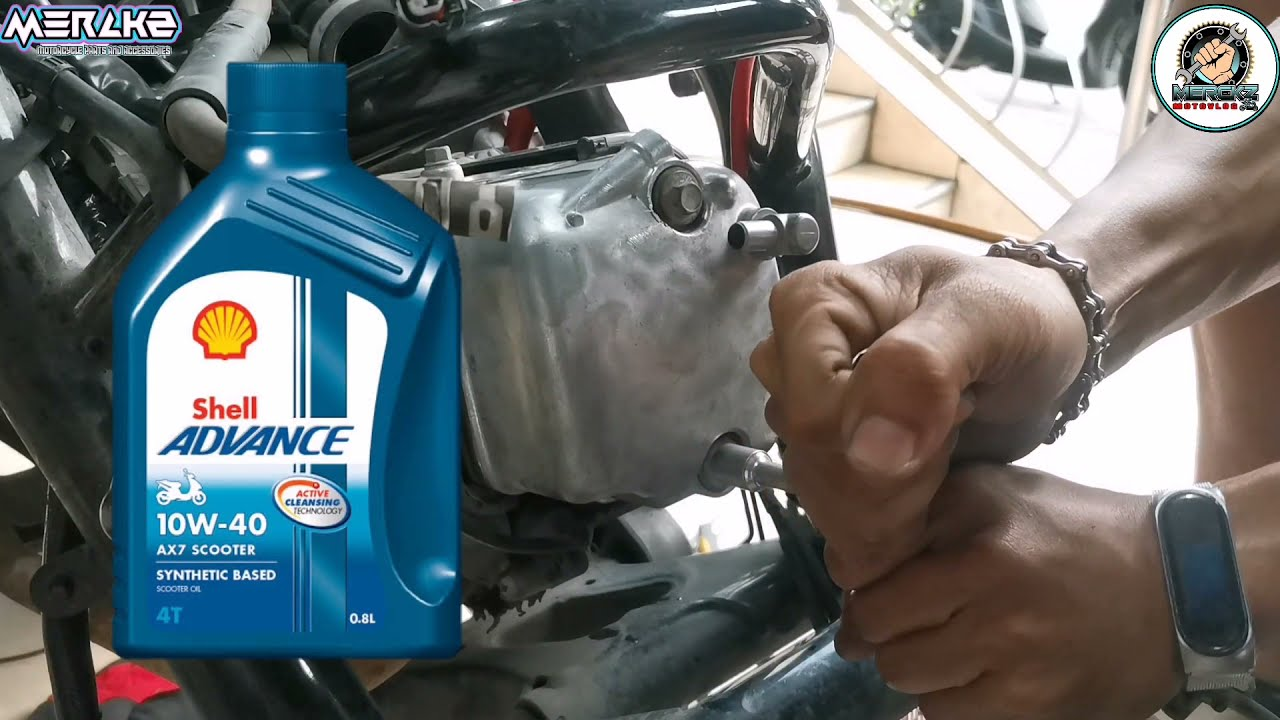 Download THROTTLE BODY CLEANING & PREVENTIVE MAINTENANCE SCHEDULE YAMAHA MIO I 125