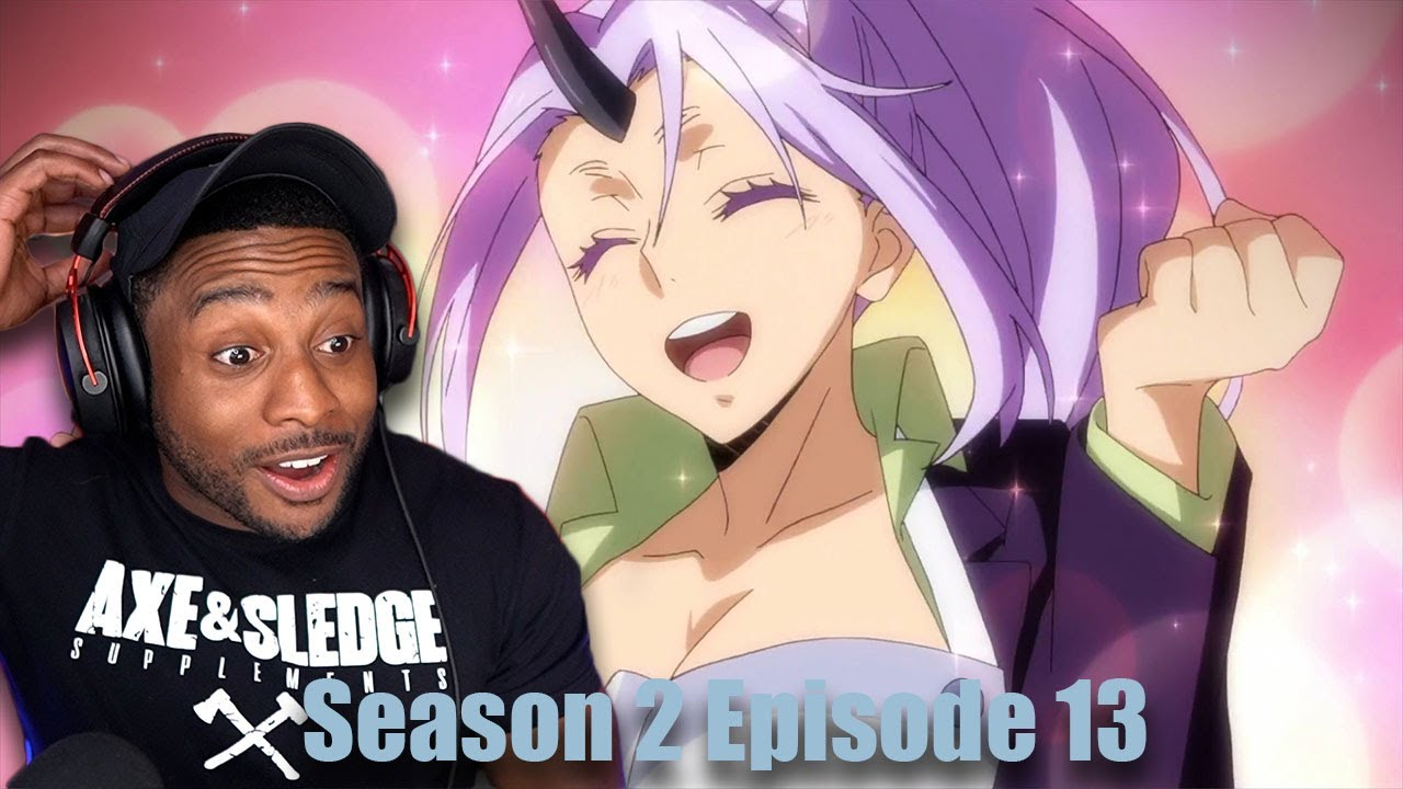 I'll Take Seconds | That Time I Got Reincarnated As A Slime Season 2 Episode 13 | Reaction