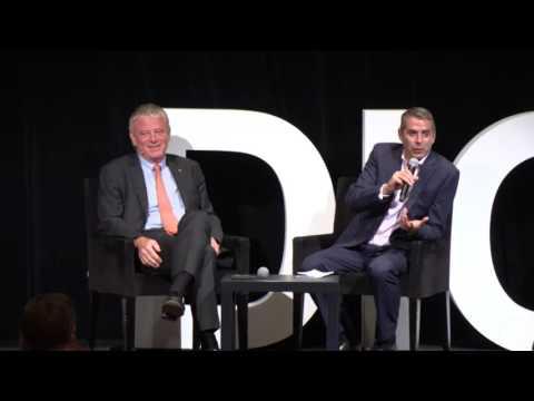 New era for banking: ripe for disruption, Jost Stollmann - WD Australia 2017