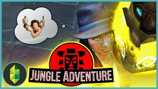 THE TEMPLE! 🏯 | Jungle Adventure (PART 2)