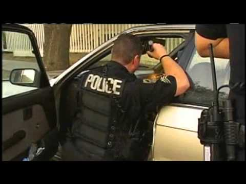 Gang Sweep In South Monterey County