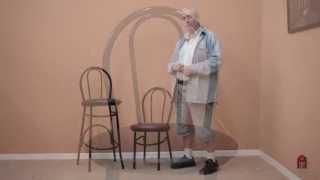 Restaurant Seating - Hairpin Chair / Barstool