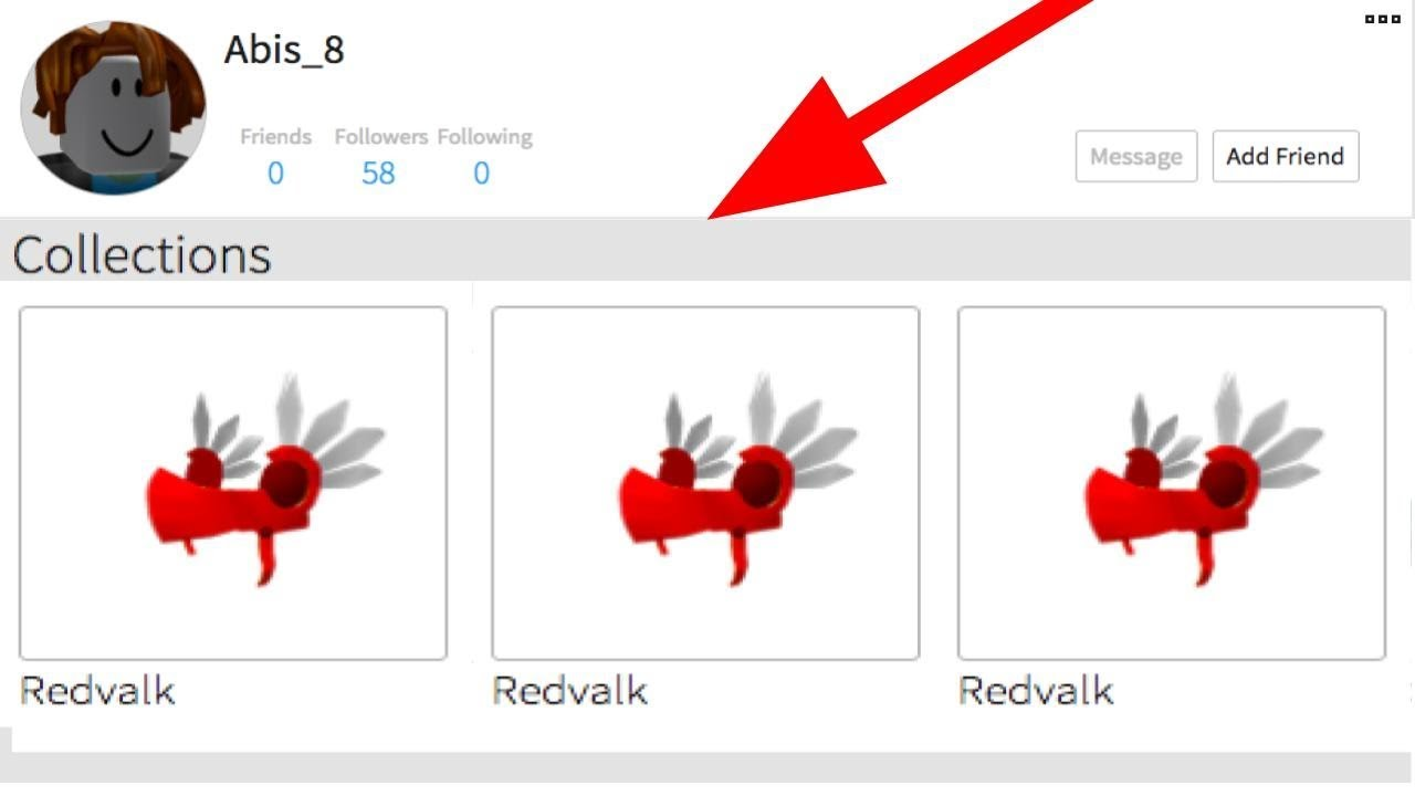 Roblox Red Valk Owners Youtube