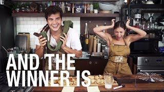 Solenn Vs Erwan CHOCOLATE CHIP COOKIE BATTLE