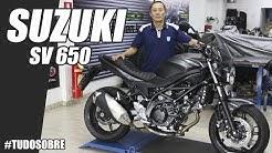 SUZUKI SV 650 EM DETALHES COM O CHINA! - MOTO.com.br