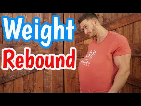 Why You Weight Rebound After a Diet: Fat REGAIN