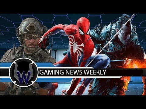 Battlefield 5 gets delay. Black out trailer and spiderman is amazing.