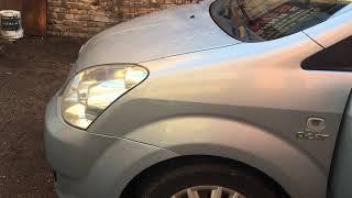 (ModS.lv) - Toyota Corolla Verso - видео как авто «дымит» после ЧИП ТЮНИНГА + dpf + egr off.