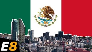 Los 10 edificios más altos de México