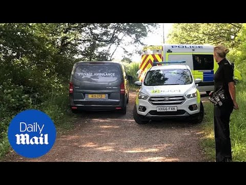 Police Find Body After Six Day Search For Woman On Isle Of Wight