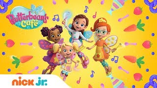 Butterbeans Café Theme Song Music Video  New Series from the Creators of Bubble Guppies  Nick Jr