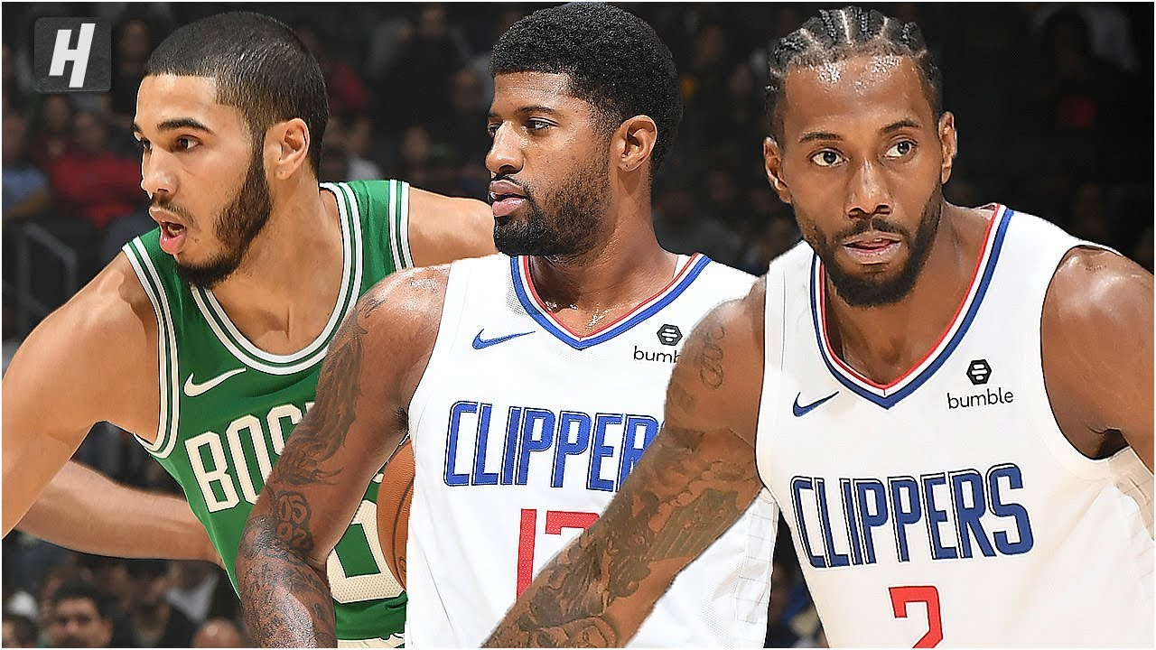Clippers Vs. Celtics Game Preview: Who Knows? Could Be A ...