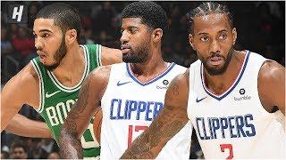 Boston Celtics Vs Los Angeles Clippers   Full Game Highlights | November 20, 2019 Nba Season