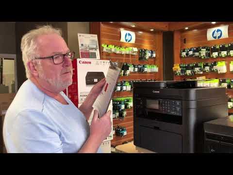 Canon Printer Deal at Prairie Laser in Saskatoon