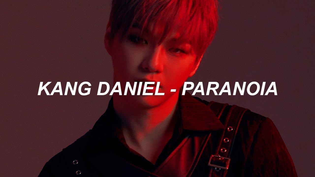 """강다니엘(KANGDANIEL) - """"PARANOIA"""" Easy Lyrics"""
