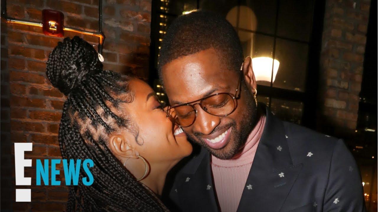Gabrielle Union Shares Romantic Video on Dwyane Wade's Birthday