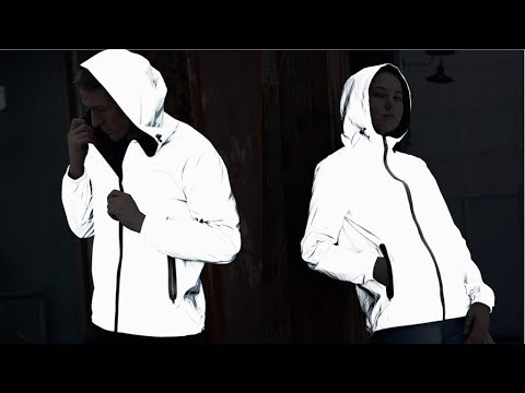 DuoTek - The Ultralight Reflective & Reversible Jacket