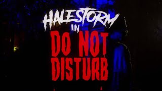 Halestorm - Do Not Disturb [Official Video]