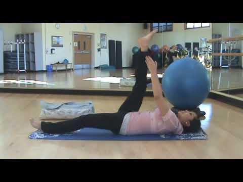 POP Pilates: Crazy Core Workout - Intense! Fun! (Full 10 min) Pilates Video