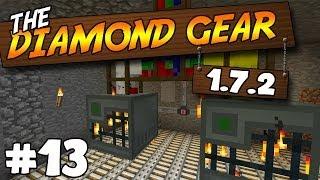 The Diamond Gear 1.7.2 - Part 13 - Ender IO Powered Spawner