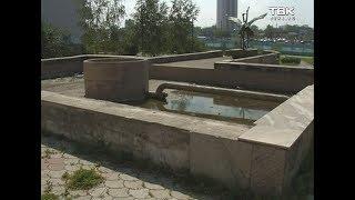 в Красноярске с каждым годом становится все меньше фонтанов