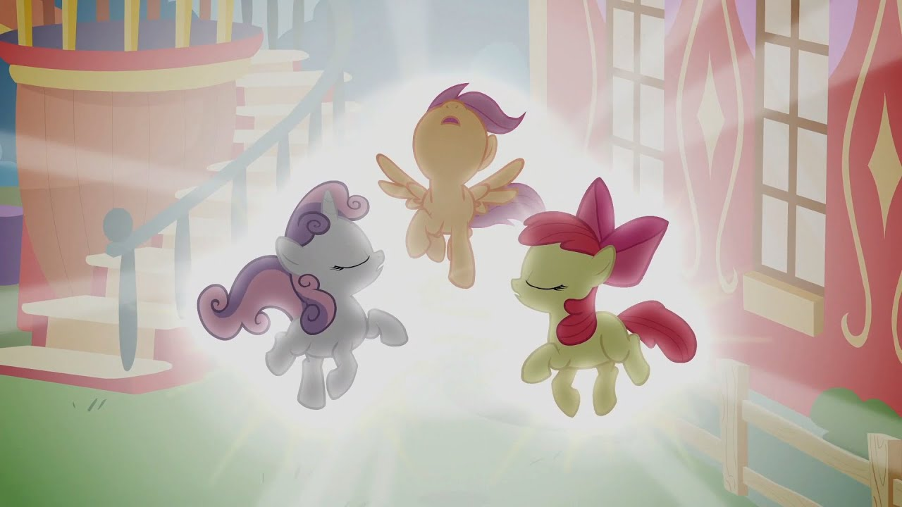 Download The Cutie Mark Crusaders Get Their Cutie Marks - My Little Pony: Friendship Is Magic - Season 5