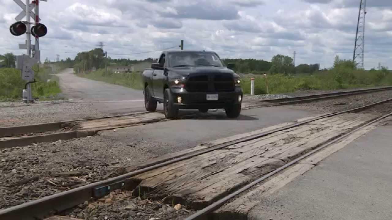 2016 Dodge Ram Black Express Hemi Test Drive Youtube