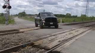 2016 Dodge Ram Black Express HEMI Test Drive