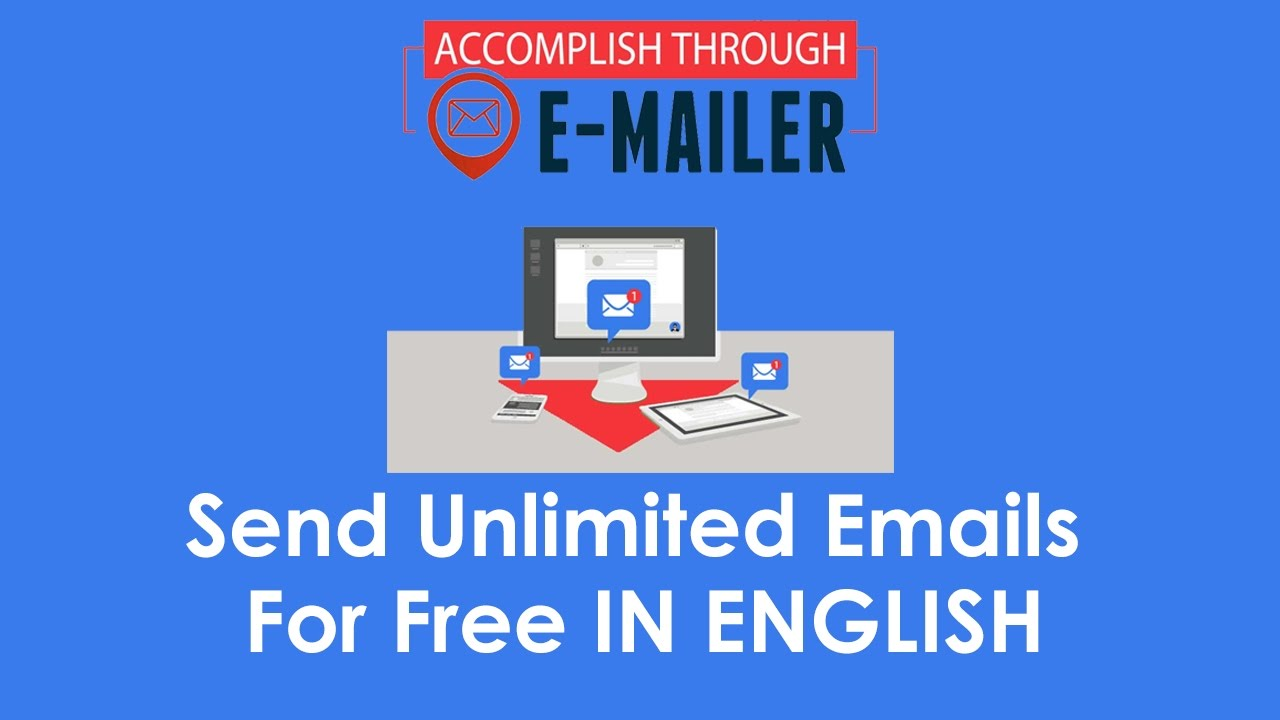How to Send Bulk Email for Free – Bulk Email Marketing – Best Free Email  Software in English 2017