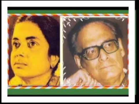 Baro sadh jage- Singer Pratima Banerjee.Music- Hemanta Mukherjee