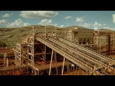 Fortescue Metals Group FMG 2015 Corporate Video (Mandarin)