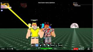 hotwolf2's ROBLOX video