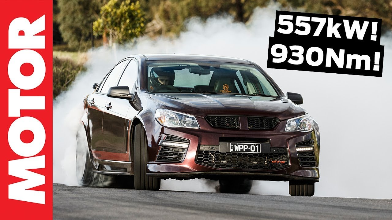 2017 Walkinshaw W557 review | MOTOR