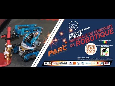 Finale Championnat panafricain de robotique #PARC2017