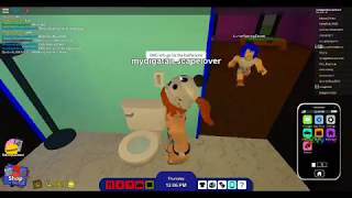 Me and my friend breanna playing TRUTH OR DARE ON ROBLOX!