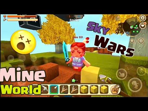 Mine world (Block Art) [SkyWars]