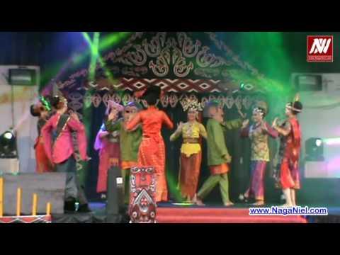 Tarian Multi Etnis Sumatera Utara - Closing Ceremony of 1st NSICC 2016