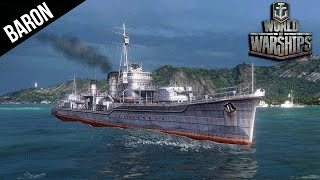 World of Warships DEVASTATING STRIKE!  Tier 10 Shimakaze Destroyer
