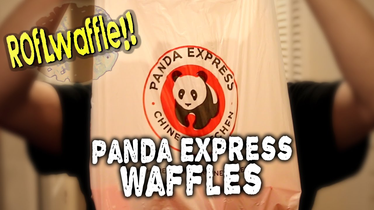 Panda Express Waffles YouTube