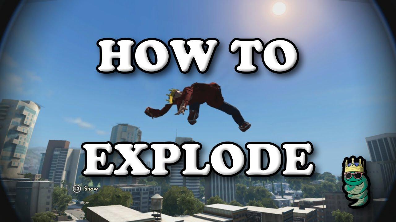 Skate 3 Exploding Skater Glitch Tutorial (6+ methods) - ieKnow