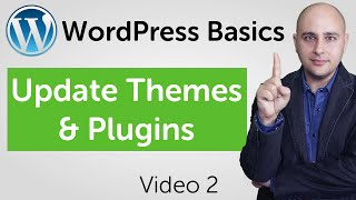 How To Update WordPress Themes And Plugins In the WordPress Dashboard